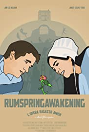 Rumspringawakening Poster