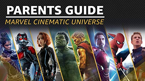 Parents Guide to the Marvel Cinematic Universe