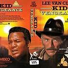 Jim Brown and Lee Van Cleef in Kid Vengeance (1977)