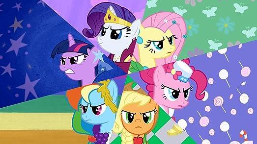My Little Pony Friendship is Magicมายลิตเติ้ลโพนี่ มหัศจรรย์แห่งมิตรภาพ ตอน คืนที่ดีที่สุด