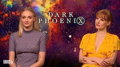 The Best X-Men Scenes According to the Cast of 'Dark Phoenix'