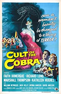 Library movie downloads Cult of the Cobra by Jack Arnold [420p]