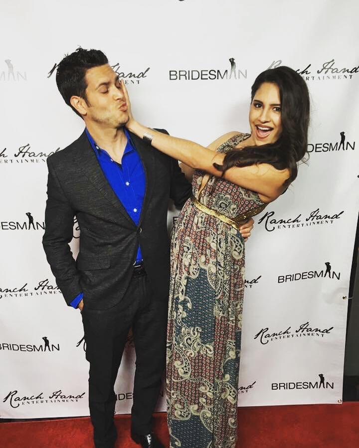 Jeremy A. Lopez and Alexis B. Santiago in Bridesman (2016)