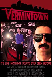 Vermin Town Poster