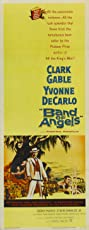 Band of Angels (1957) Poster