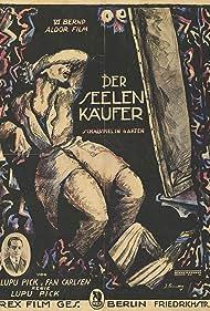 Bernd Aldor, Fanny Carlsen, Lupu Pick, and J. Fenneker in Der Seelenverkäufer (1919)