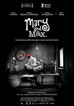 Permalink to Movie Mary and Max (2009)