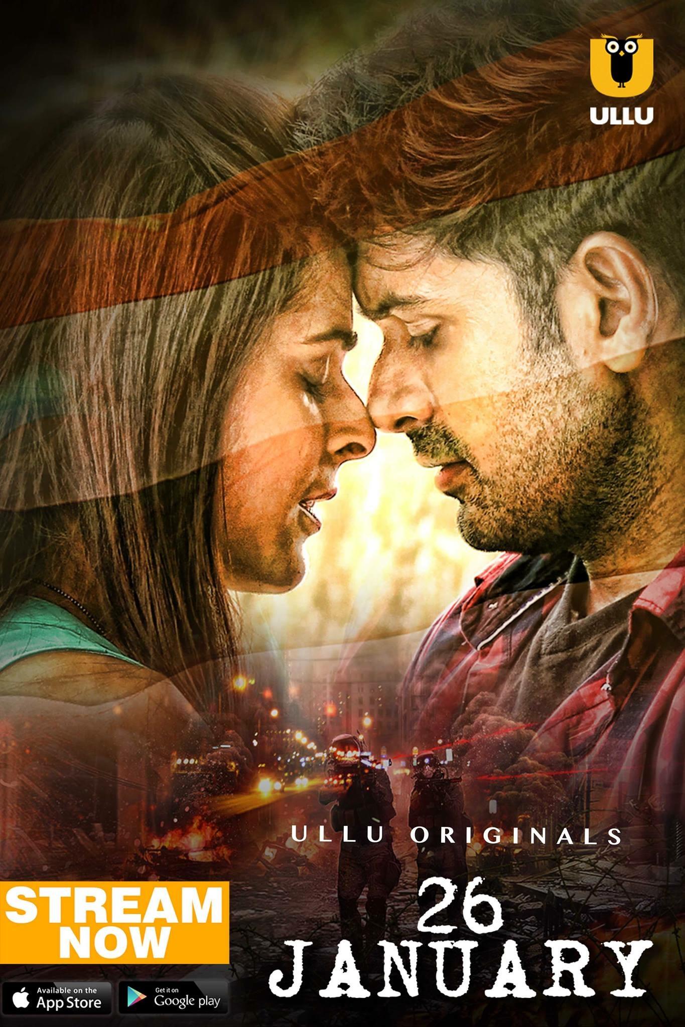 18+ 26 January (2021) S01 Hindi Ullu Originals Complete Web Series 720p HDRip 600MB Download