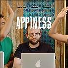 Amber Goldfarb, Eli Batalion, and Varun Saranga in Appiness (2018)