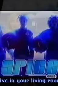 Emma Bunton, Melanie C, Victoria Beckham, Mel B, and Spice Girls in Spice Girls: Live in Your Living Room (1998)