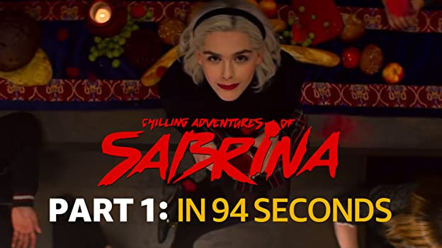 Chilling Adventures of Sabrina (2018-)