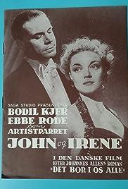 John og Irene Poster