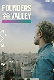 Founders Valley - Asia's Innovative and Inspiring Startups Poster