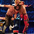 Adam Copeland and Colby Lopez in WWE SummerSlam (2021)