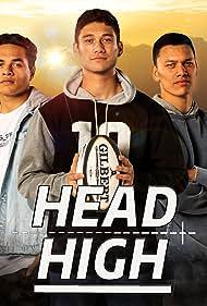 Byron Repia, Jayden Daniels, and Lionel Wellington in Head High (2020)
