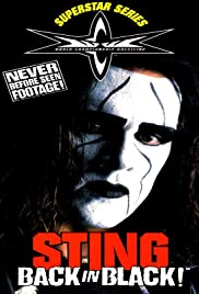 WCW Superstar Series: Sting - Back in Black Poster