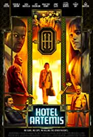 Watch Movie Hotel Artemis (2018)