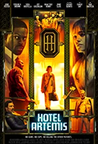Primary photo for Hotel Artemis