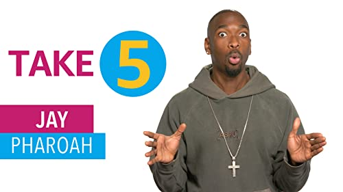 """Special Skills"" Host Jay Pharoah Wants to Live With This TV Family"