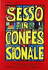 Sesso in confessionale Poster