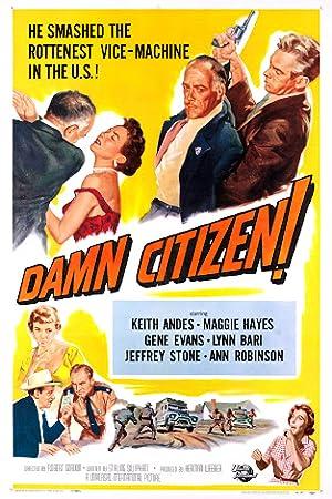 Film-Noir Damn Citizen Movie