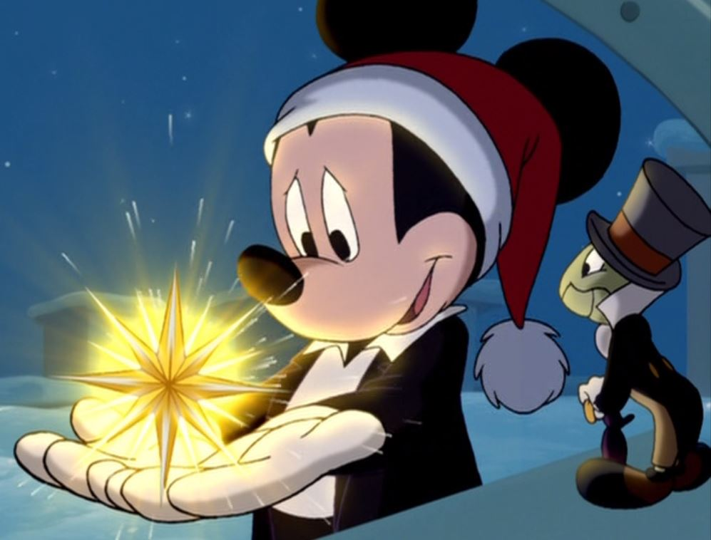 mickeys magical christmas snowed in at the house of mouse 2001 - Mickeys Magical Christmas