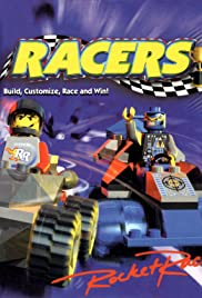 Lego Racers Poster