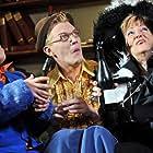 Pamela Teves, Martijn van Nellestijn, and Richard de Ruijter in Sinterklaas en het pakjesmysterie (2010)