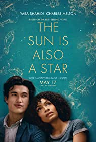 Yara Shahidi and Charles Melton in The Sun Is Also a Star (2019)