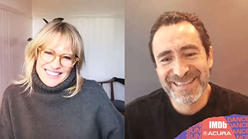 Robin Wright and Demián Bichir Ask Each Other Anything