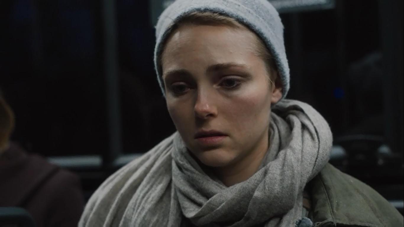 AnnaSophia Robb in The Expecting (2020)