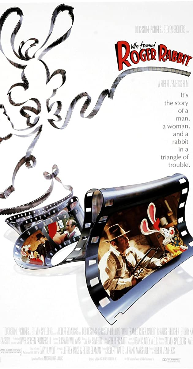 Who Framed Roger Rabbit 1988 Quotes Imdb