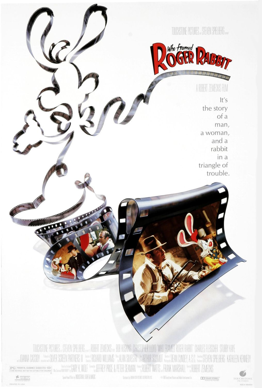 Who Framed Roger Rabbit (1988) BluRay 480p, 720p & 1080p