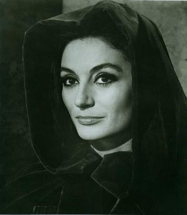 Anouk Aimée in Justine (1969)
