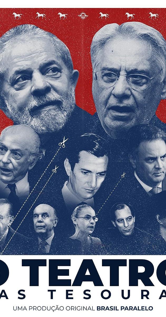 download scarica gratuito O Teatro das Tesouras o streaming Stagione 1 episodio completa in HD 720p 1080p con torrent