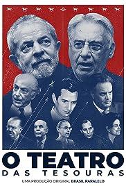 O Teatro das Tesouras Poster