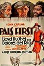 Pals First (1926) Poster