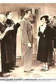 Times Square Playboy(1936) Poster - Movie Forum, Cast, Reviews