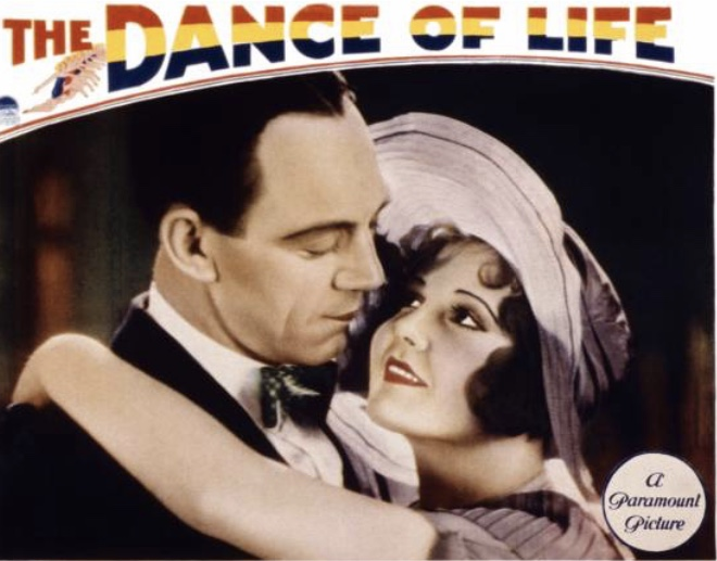 Nancy Carroll and Hal Skelly in The Dance of Life (1929)