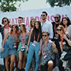 Leviano Cast and Director at Rock in Rio 2018 Press event