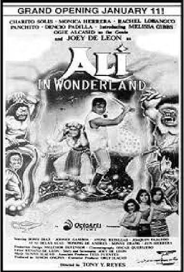 Watch Ali In Wonderland (1992)