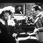 Dick Foran and Mae West in My Little Chickadee (1940)