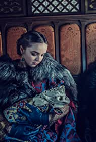 Isobel Laidler and Anya Chalotra in The Witcher (2019)