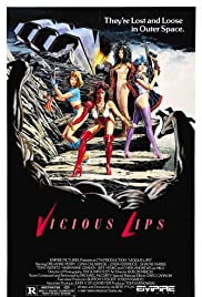 Vicious Lips Poster