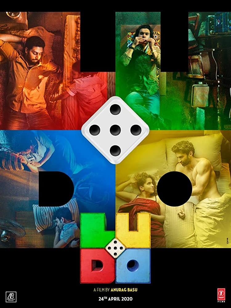 Ludo 2020 Hindi Movie Official Trailer 1080p HDRip 39MB Download