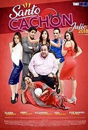 Santo Cachón Poster