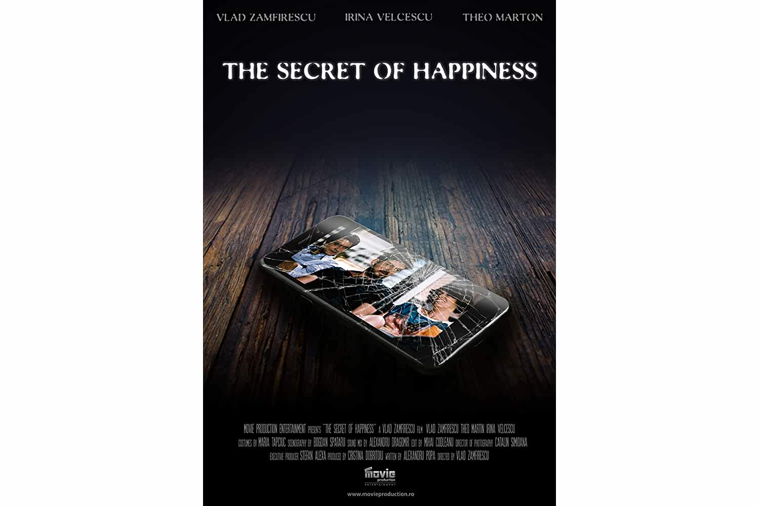 THE SECRET of HAPPINESS (2018)