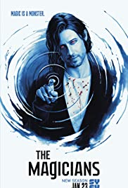 View The Magicians - Season 4 (2019) TV Series poster on Ganool