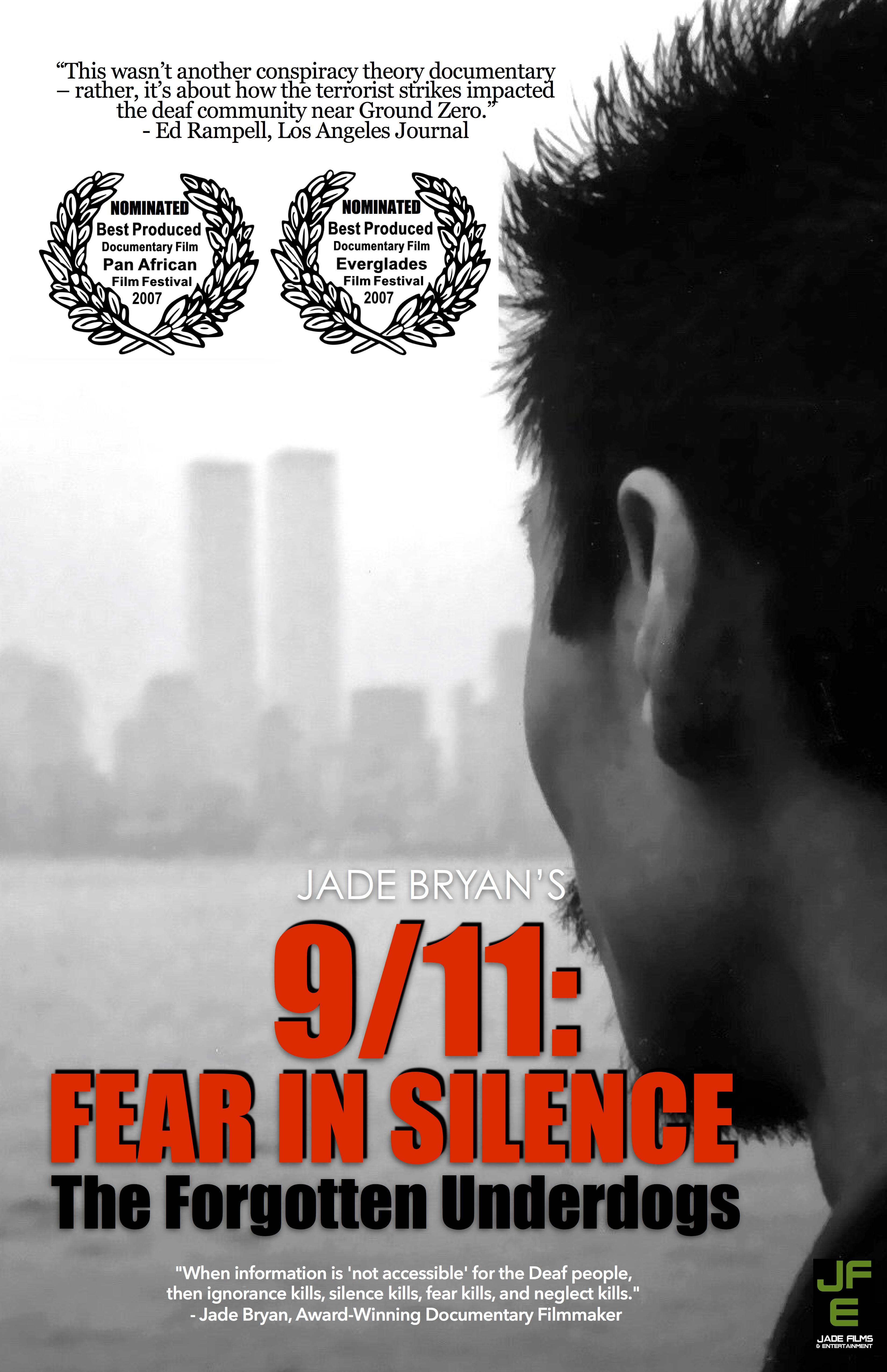 9/11 Fear in Silence: The Forgotten Underdogs (2006) - IMDb