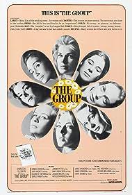 Candice Bergen, Shirley Knight, Joan Hackett, Elizabeth Hartman, Joanna Pettet, Mary-Robin Redd, Jessica Walter, and Kathleen Widdoes in The Group (1966)